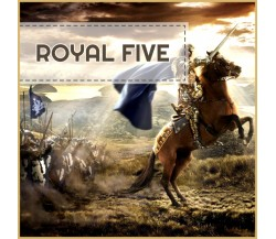Royal Five - AROMA 12ml