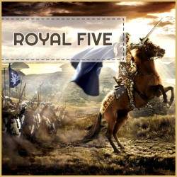 Royal Five - AROMA 10ml