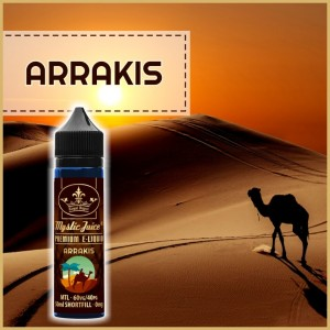 Arrakis MTL 50ml Shortfill* Nikotinmentes E-liquid