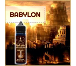 Babylon MTL 50ml Shortfill* Nikotinmentes E-liquid