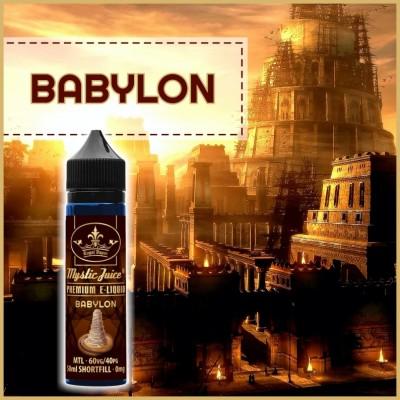 Babylon MTL 50ml Shortfill* Nikotinmentes E-liquid