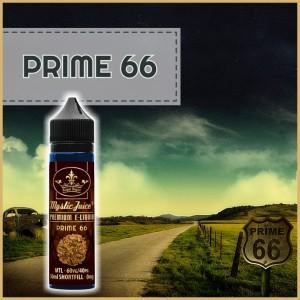 Prime 66 MTL 50ml Shortfill* Nikotinmentes E-liquid