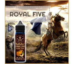 Royal Five MTL 50ml Shortfill* Nikotinmentes E-liquid