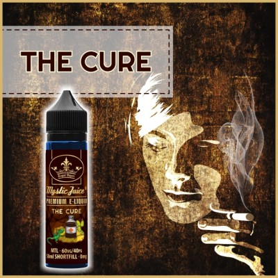 The Cure MTL 50ml Shortfill* Nikotinmentes E-liquid