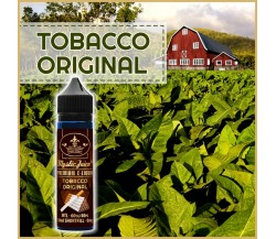 Tobacco Original MTL 50ml Shortfill* Nikotinmentes E-liquid