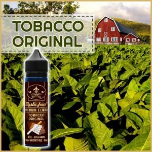 Tobacco Original MTL 50ml Shortfill* Nikotinmentes E-liquid
