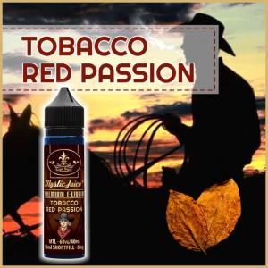Tobacco Red Passion MTL 50ml Shortfill* Nikotinmentes E-liquid