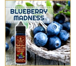 Blueberry Madness MTL 50ml Shortfill* Nikotinmentes E-liquid