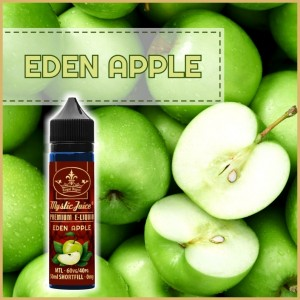 Eden Apple MTL 50ml Shortfill* Nikotinmentes E-liquid
