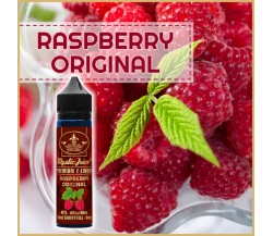 Raspberry Original MTL 50ml Shortfill* Nikotinmentes E-liquid