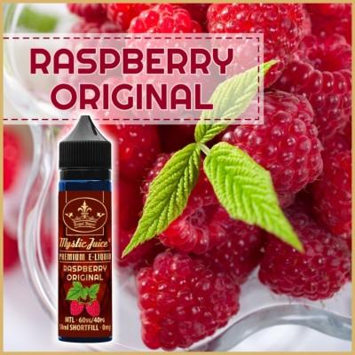 Raspberry Original MTL 50ml Shortfill* Nikotinmentes E-liquid
