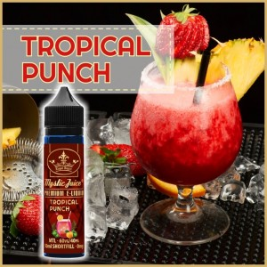 Tropical Punch MTL 50ml Shortfill* Nikotinmentes E-liquid