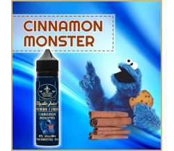 Cinnamon Monster MTL 50ml Shortfill* Nikotinmentes E-liquid