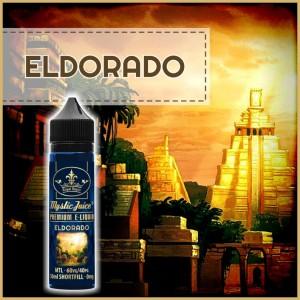 Eldorado MTL 50ml Shortfill* Nikotinmentes E-liquid