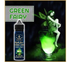 Green Fairy MTL 50ml Shortfill* Nikotinmentes E-liquid