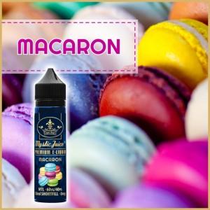 Macaron MTL 50ml Shortfill* Nikotinmentes E-liquid