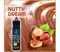 Nutty Dream MTL 50ml Shortfill* Nikotinmentes E-liquid
