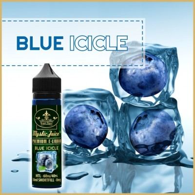 Blue Icicle 50ml Shortfill* Nikotinmentes E-liquid