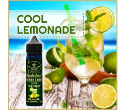 Cool Lemonade 50ml Shortfill* Nikotinmentes E-liquid