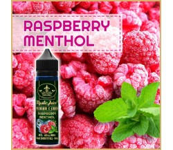 Raspberry Menthol 50ml Shortfill* Nikotinmentes E-liquid