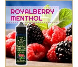 Royalberry Menthol 50ml Shortfill* Nikotinmentes E-liquid