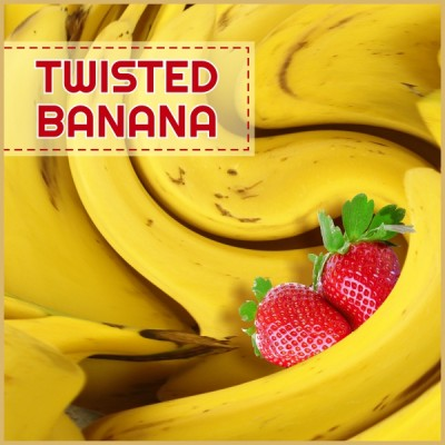 Twisted Banana - AROMA 12ml