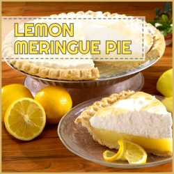 Lemon Meringue Pie - AROMA