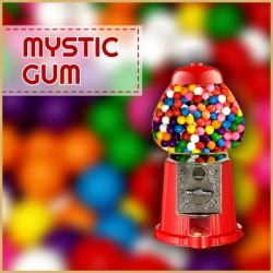Mystic Gum - AROMA 10ml