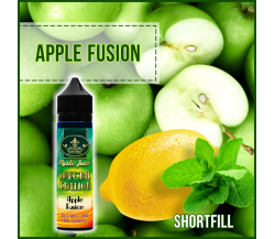 Apple Fusion 50ml Shortfill* Nikotinmentes E-liquid