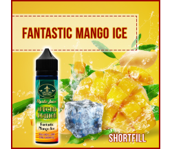 Fantastic Mango Ice 50ml Shortfill* Nikotinmentes E-liquid