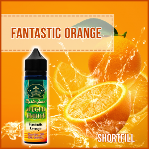 Fantastic Orange 50ml Shortfill* Nikotinmentes E-liquid