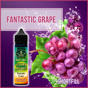Fantastic Grape 50ml Shortfill* Nikotinmentes E-liquid