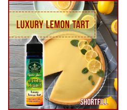 Luxury Lemon Tart 50ml Shortfill* Nikotinmentes E-liquid