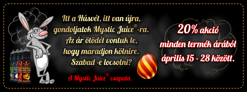 Mystic Juice Easter